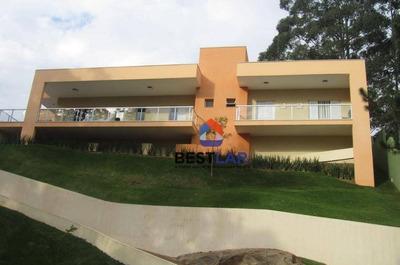 Casa Com 3 Dormitórios À Venda, 287 M² Por R$ 0 - Parque Das Artes - Embu Das Artes/sp - Ca0478