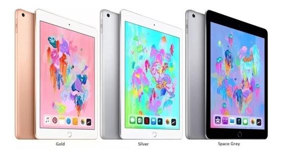 Apple iPad 6ª Geração 9.7 Com 4g 128gb Garantia 1 Ano