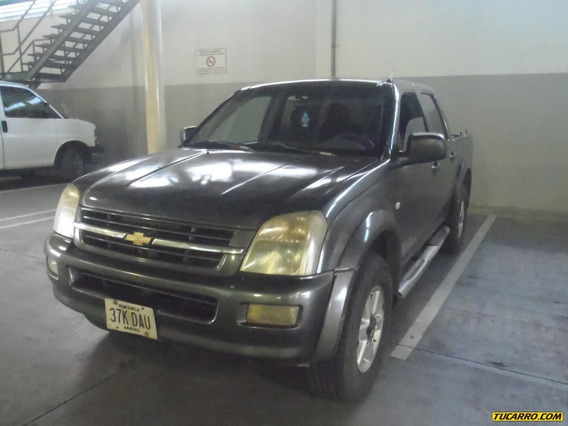 Chevrolet Luv Sincronica