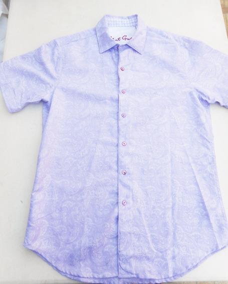 Camisa Robert Graham Talla S
