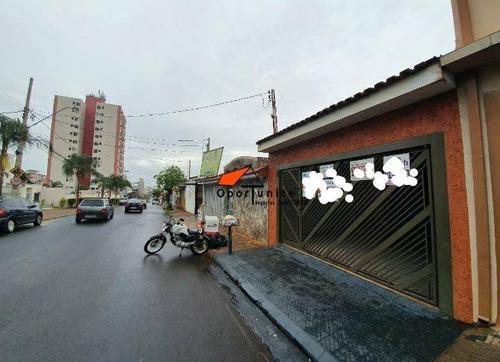 Casa Com 2 Dormitórios À Venda, 90 M² Por R$ 250.000,00 - Sumarezinho - Ribeirão Preto/sp - Ca1560