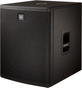 Subwoofer Electrovoice Elx118p 700 Watts Autoamplificado