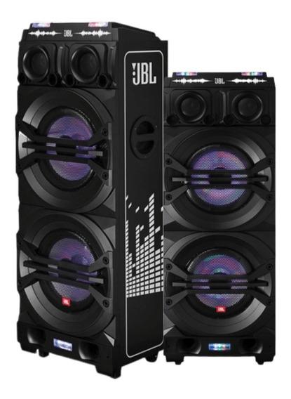 Caixa De Som Jbl Dj Xpert J2515 Dual Bluetooth Dual Usb 400w Rms Com Efeitos Dj E Luzes