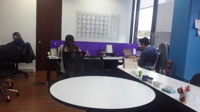 Oficina En La Calle 93. Bogotá. Zona Chapinero.