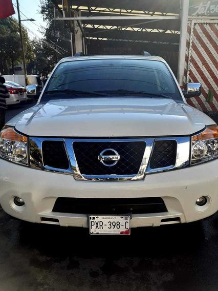 Nissan Armada 5.6 Advance 4x2 Mt 2013