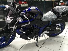 Yamaha Mt 03 321cc Yamaha 2018 Abs