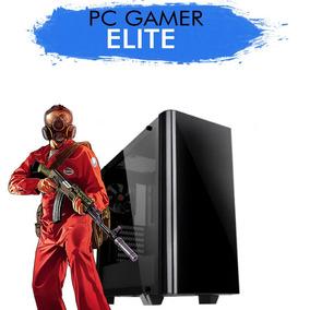 Pc Gamer Elite - Intel Core I5-8600 Gtx1050ti 4gb 1tb 8g Ram