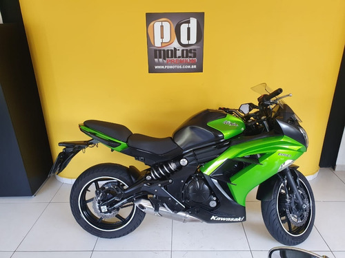 Imagem 1 de 6 de Ninja 650r - Kawasaki - Linda - Baixo Km