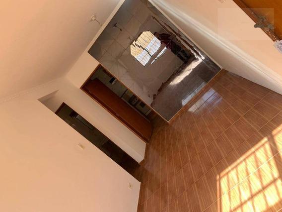 Apartamento Com 1 Dormitório Para Alugar, 120 M² Por R$ 690/mês - Vila Galvão - Guarulhos/sp - Ap0218