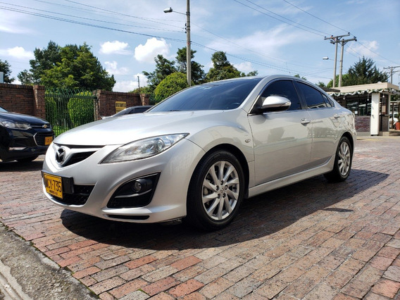 Mazda 6 All New At 2500 Cc 2012