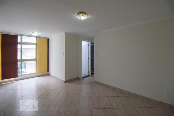 Apartamento No 3º Andar Com 2 Dormitórios E 1 Garagem - Id: 892991752 - 291752