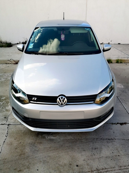 Volkswagen Polo Hatchback Automatico 2017