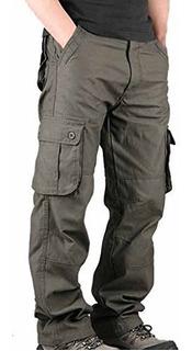 Pantalon Multibolsillos Hombre Mercadolibre Com Co