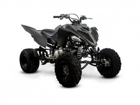 Yamaha Raptor 700 0km 2018 Gris - Sin Amortiguador A Gas!