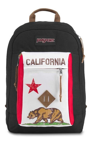 Mochila Jansport Reilly California Republic-original