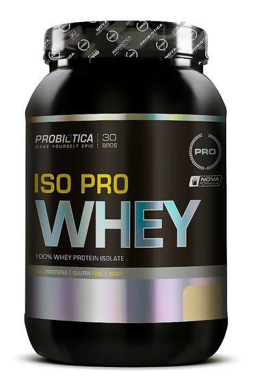 Iso Pro Whey 900g Probiótica - Whey Protein Isolado