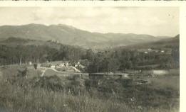 Cartao Postal Antigo - Estancia Lynce - Atibaia - Sao Paulo