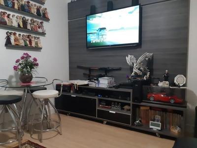 Apartamento Em Condomínio Alvorada Ii, Valinhos/sp De 48m² 2 Quartos À Venda Por R$ 250.000,00 - Ap220597