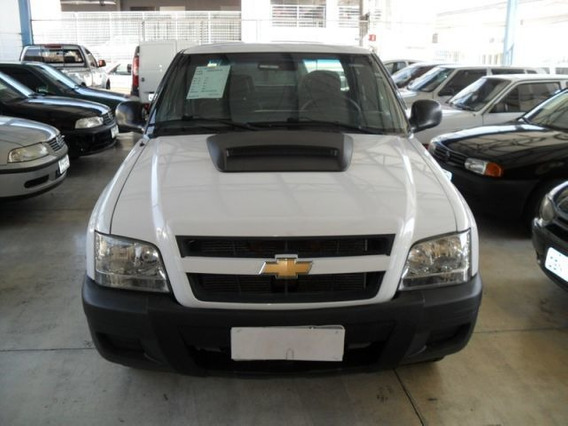 Chevrolet S10 Advantage 4x2 Cabine Dupla 2.4 Mpfi 8..elz4112