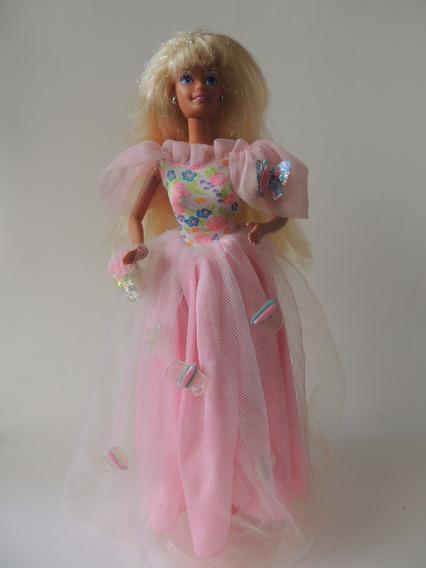 Barbie Estrela Encanto Das Borboletas 1996 (n-68) Raridade