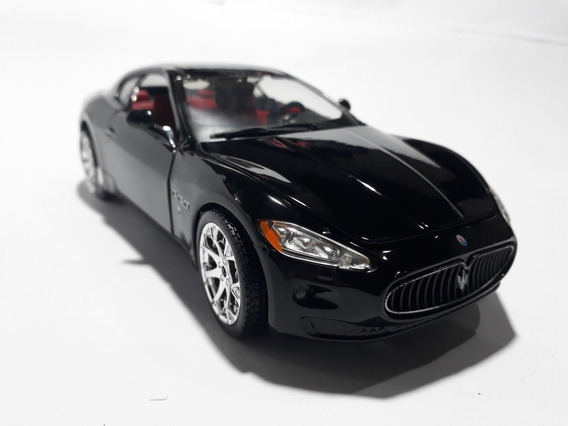 Maserati Granturismo 2007 Bburago 1:24- Studio Vdo 64