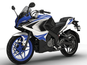Moto Bajaj Rouser Rs 200 18 Cuotas De $12557 Oeste Motos