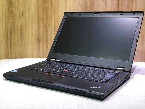 Notebook Lenovo I5 4gb 250gb Thinkpad T420 P/engenharia