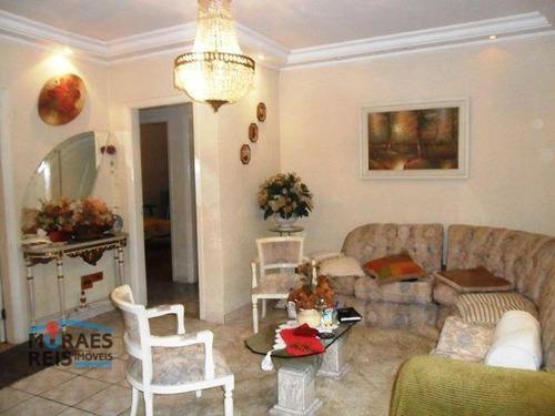 Vendo Casa Térrea - Campo Belo - Ca0956