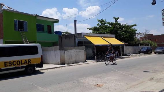 Alugo Casa De 2 Quartos 500,00