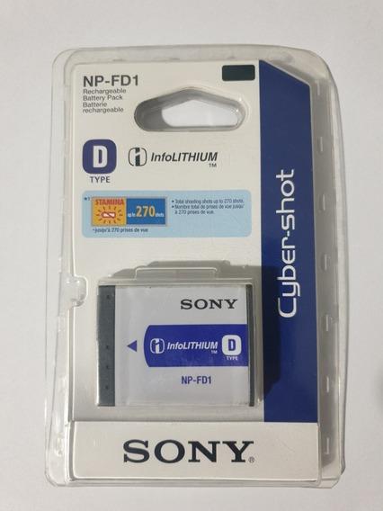 Bateria Sony Cyber-shot Np-fd1