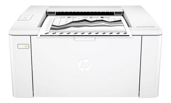 Impressora Hp Pro Laserjet M102w 220v Wi-fi