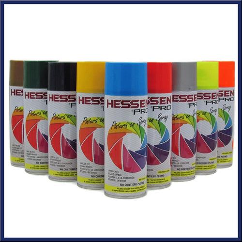 Imagen 1 de 3 de Aerosol Spray Pintura Todos Los Colores 400ml Oferta Ff Ma