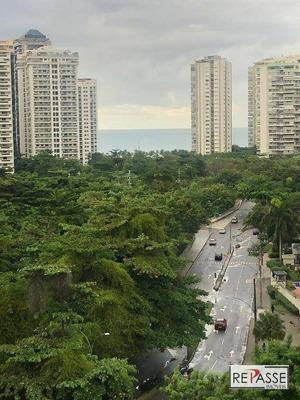 Apartamento Com 2 Dormitórios Para Alugar, 85 M² Por R$ 2.500/mês - Barra Da Tijuca - Rio De Janeiro/rj - Ap1347