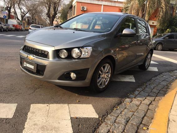 Chevrolet Sonic 1.6 Ltz 2012 Dissano Automotores