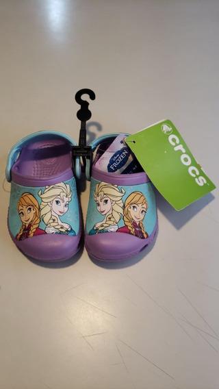 Crocs Infantil Frozen