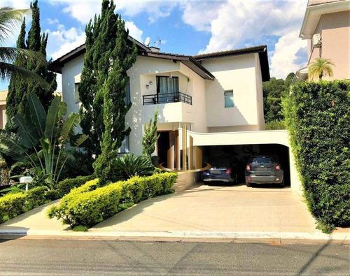 Casa Com 5 Dormitórios Sendo 1 Suíte À Venda, 370 M² Por R$ 2.690.000 - Alphaville Conde - Barueri/sp - Ca2854