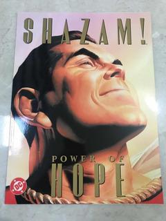 Shazam Power Of Hope Dc Comics Alex Ross Paul Dini Jla