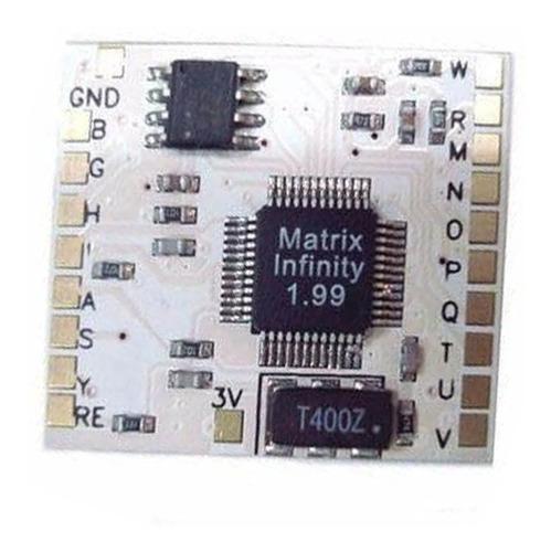 Imagen 1 de 3 de Chip Matrix Infinity 1.99 Playstation 2 Chipeo Juegos Copias
