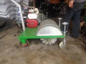 Maquinas Para La Instalación De Grass Sintético.