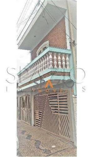 Imagem 1 de 15 de Excelente Casa Ótima Localização Centro - So0024