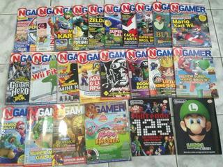 Revistas Ngamer E Nintendo World