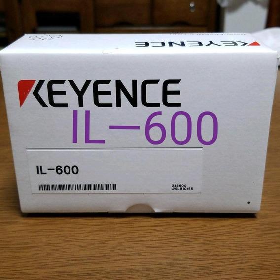 Sensor Keyence Il-600/sensor A Laser Il-600 Original Keyence