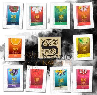 Tabaco 50gr Para Narguile Soex Herbal Sin Nicotina (shisha)