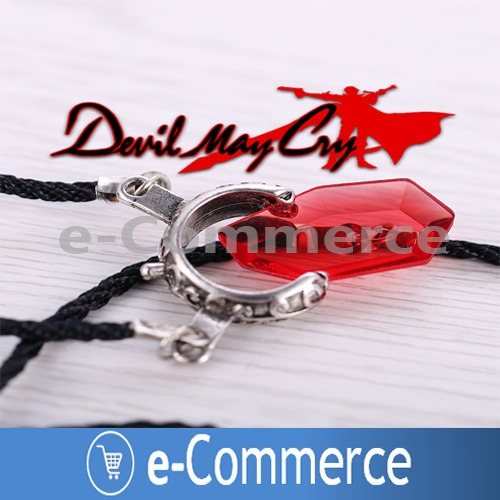Collar Devil May Cry Ps2 Ps3 Ps4 360 One Dante Dmc Cosplay