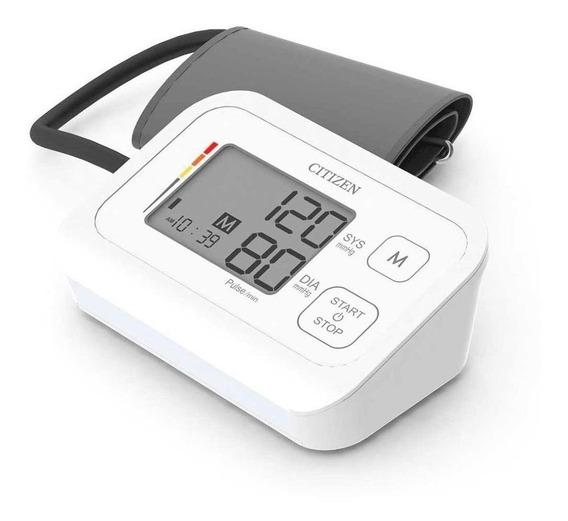 Tensiometro Digital Silfab Automático Brazo Citizen Chu304