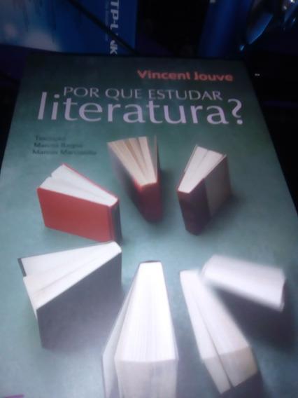 Livro Por Que Estudar Literatura?