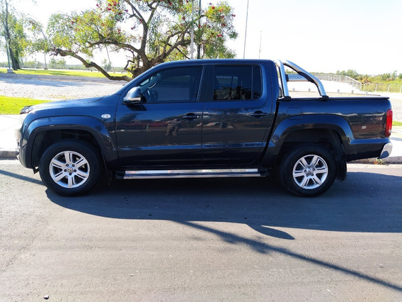 Amarok 2.0 Tdi 180 Hp 4x4 Cabina Doble Highline Pack Aut