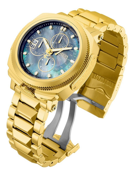 Invicta Reserve Russian Diver 30839 Mens Quartz 52mm Origina