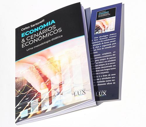 Imagem 1 de 4 de Livro Economia & Cenários Econômicos.  R$ 39,90 ( 85 Pág.)