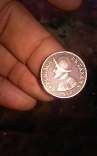 Moneda Antigua De 1940